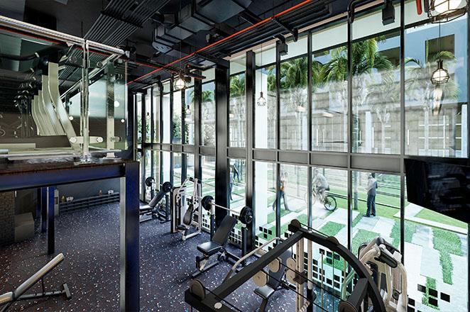 Gym 2 - Kyo Hexus